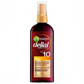 Olio Protettivo Delial SPF 10 (150 ml)