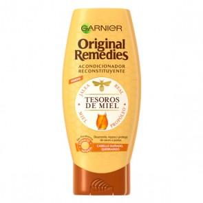 Balsamo ORIGINAL REMEDIES tesoros de miel Garnier (250 ml)