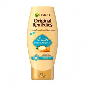 Balsamo Nutriente Elixir De Argán Original Remedies Fructis (250 ml)