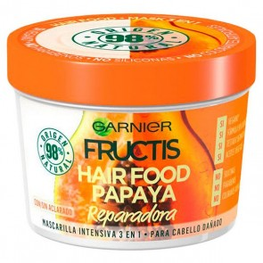 Maschera Riparatrice per Capelli Hair Food Papaya Garnier (390 ml)