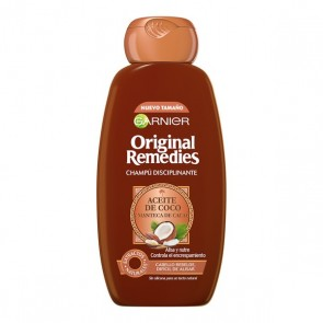 Shampoo Lisciante Original Remedies L'Oreal Make Up (300 ml)