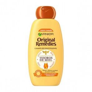 Shampoo Ristrutturante Original Remedies Garnier (300 ml)