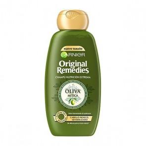 Shampoo Nutriente Original Remedies Garnier Capelli secchi (300 Ml)