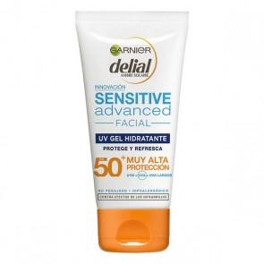 Protezione Solare Gel Sensitive Advanced Garnier Spf 50+ (50 ml)