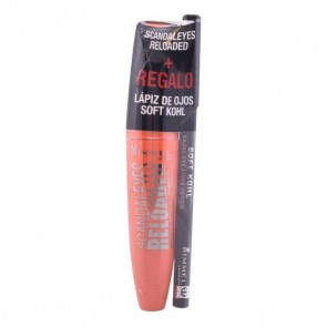 Cofanetto Cosmetica Donna Scandaleyes Reloaded Rimmel London (2 pcs)
