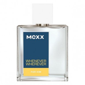 Profumo Uomo Whenever Wherever Mexx (50 ml)