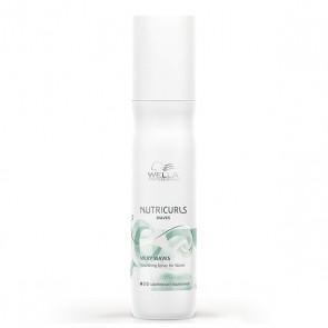 Spray Idratante Nutricurls Wella Capelli ricci (150 Ml)