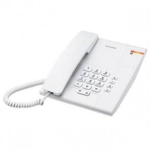Telefono Fisso Alcatel T180 Versatis Bianco