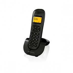 Telefono Senza Fili Alcatel C-250 Nero