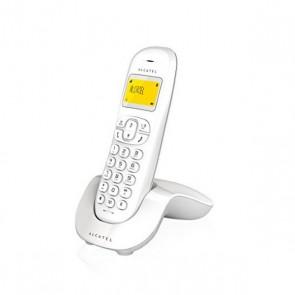 Telefono Senza Fili Alcatel C-250 Bianco