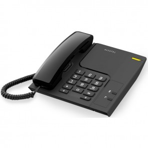 Telefono Fisso Alcatel TEMPORIS T-26 LED Nero