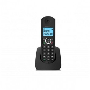Telefono Senza Fili Alcatel F380S Nero