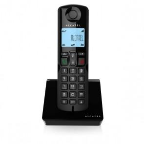 Telefono Senza Fili Alcatel S250 DECT Nero