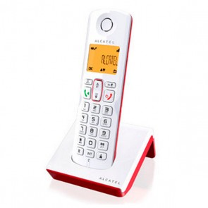 Telefono Senza Fili Alcatel 221694 DECT SMS LED