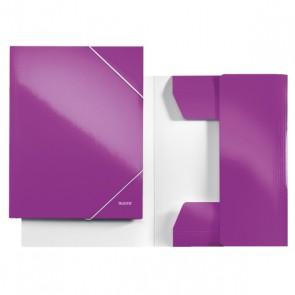 Fascicolo LEITZ A4 Viola Cartone (Refurbished A+)