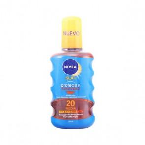 Olio Protettivo Spf 20 Nivea 3557