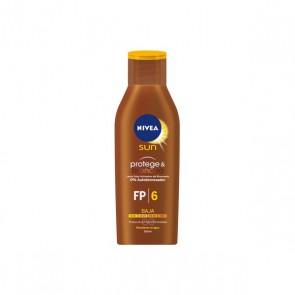 Crema Solare Protege & Broncea Nivea (200 ml)