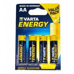 Batterie Alcaline Varta LR06 AA (4 uds)