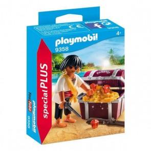 Playset Special Plus Pirate Playmobil 9358 (5 pcs)