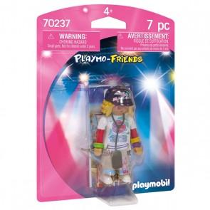 Bambola Rapper Playmobil 70237 (7 pcs)