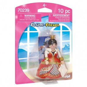 Bambola Friends - Queen Of Hearts Playmobil 70239 (10 pcs)