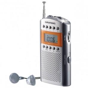 Radio Transistor Grundig GRR-2090 FM Grigio