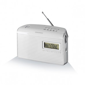 Radio Transistor Grundig MUSIC 61 FM Bianco