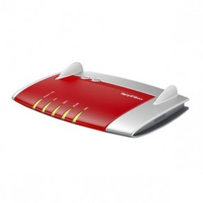 Router Senza Fili Fritz! Box7430 2,4 GHz 450 Mbps Bianco Rosso