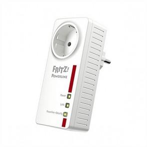 Adattatore PLC Wifi Fritz! 1220E 1200 Mbps LAN Bianco
