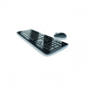 Tastiera e Mouse Wireless Cherry JD-0700ES Nero