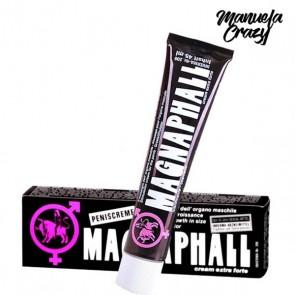 Crema per il Pene Magnaphall Manuela Crazy 6002