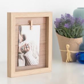 Portafoto da Parete Clothes Line (10 x 15 cm)