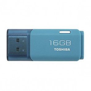 Pendrive Toshiba HAYABUSA U202 16 GB Azzurro