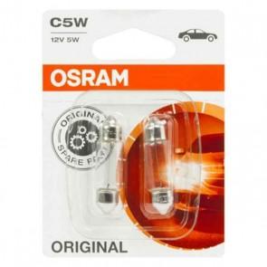 Lampadina per Auto OS6418-02B Osram C5W 12V 5W