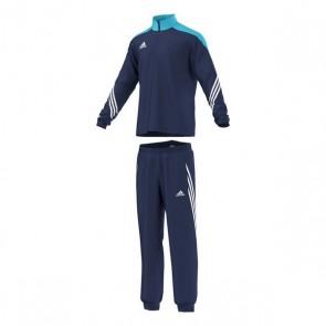 Tuta per Adulti Adidas Sere 14 Pre Suit Azzurro