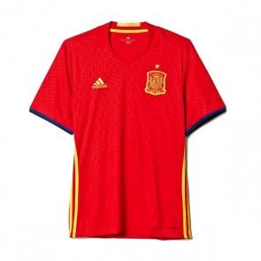 Maglia da Calcio a Maniche Corte Uomo Adidas FEF Spagna