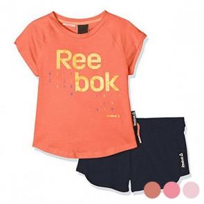 Completo Sportivo per Bambini Reebok G ES SS