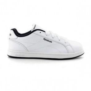 Scarpe da Tennis Casual Bambino Reebok Royal Complete CLN Bianco