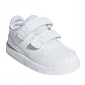 Scarpe Sportive per Bambini Adidas AltaRun CF I Bianco