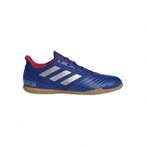 Scarpe da Calcio a 5 per Adulti Adidas Predator 19.4 IN Azzurro