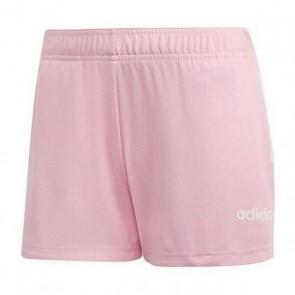 Pantaloncini Sportivi da Donna Adidas W D2M 3S KT SHT Rosa