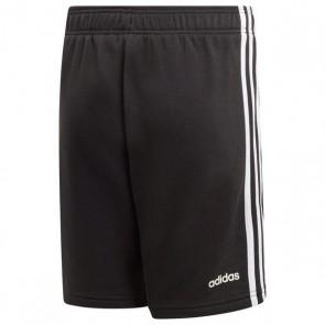 Pantaloni Corti Sportivi da Uomo Adidas YB E 3S KN SH Nero (Taglia xxs)