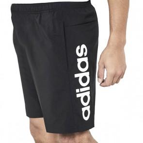 Pantaloni Corti Sportivi da Uomo Adidas E Lin Chelsea Nero (Taglia xl)