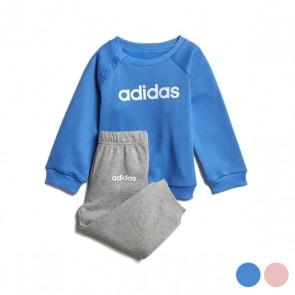 Tuta da Bambini Adidas I Lin Jogg Fl