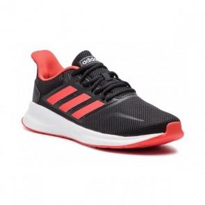 Scarpe da Running per Adulti Adidas Falcon Nero