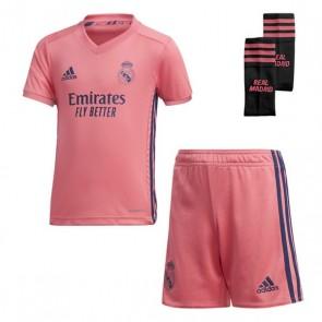 Set di Attrezzatura da Calcio per Bambini Real Madrid Adidas A MINI Rosa (3 pcs)