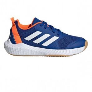 Scarpe da Running per Bambini Adidas FORTAGYM Blu marino Arancio