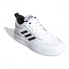 Scarpe da Tennis Casual Bambino Adidas VECTOR K Bianco Nero