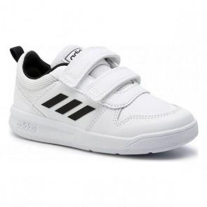 Scarpe Sportive per Bambini Adidas VECTOR I Bianco Nero
