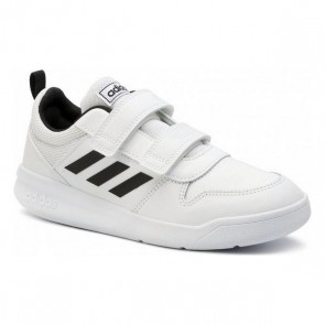 Scarpe da Running per Bambini Adidas VECTOR C Bianco Nero